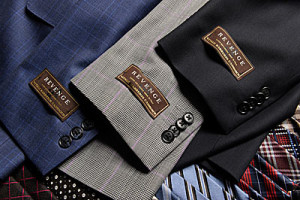 Italian suits and fabrics
