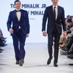 Tom Jr and Andrew Mihalik