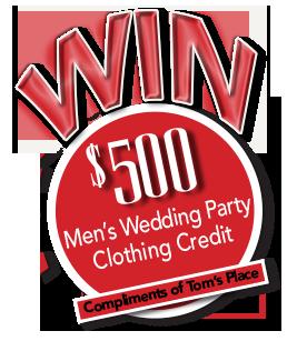 Toms-Wedding-Contest
