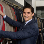 Robert Mihalik looking for his next suit