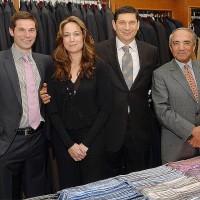 Tom's Place is a family business Tom Jr, Anett Alves, Tom Mihalik, William Mihalik