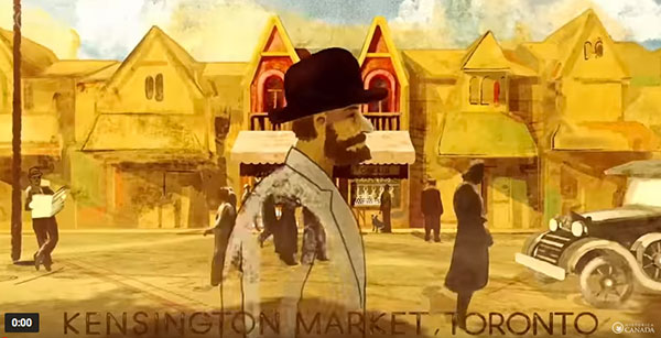 Heritage Minutes: Kensington Market