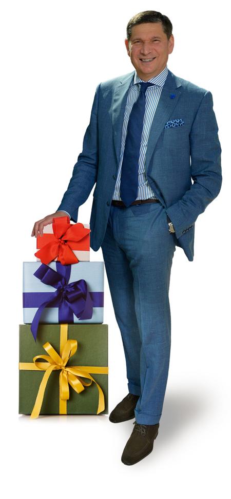 Tom-birthday contest presents